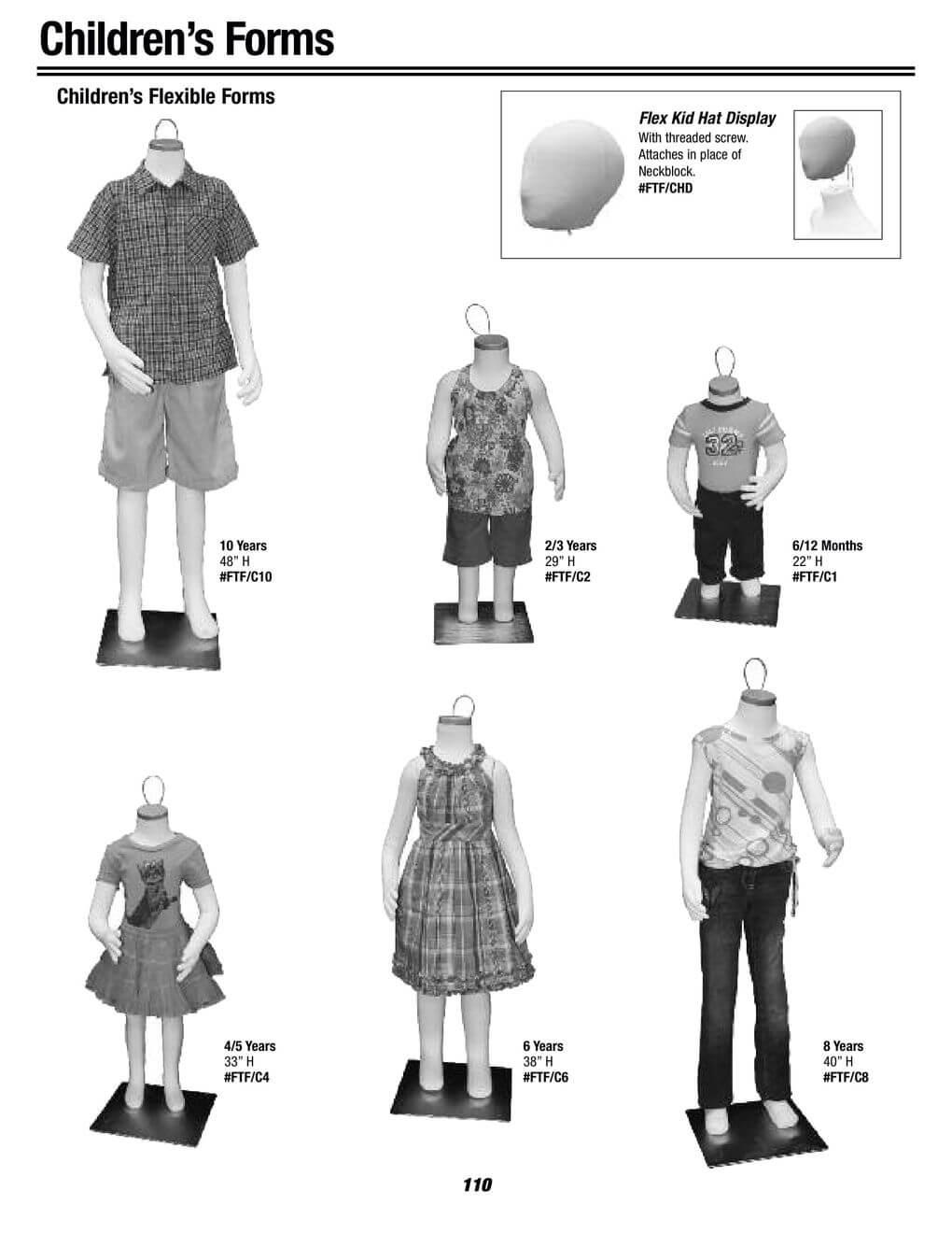 children's forms